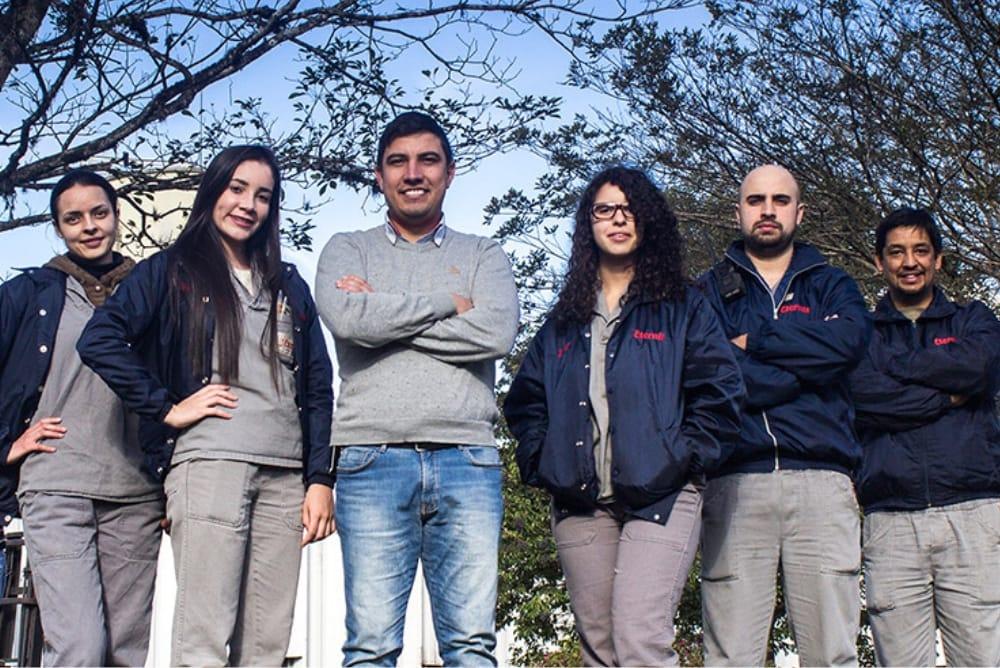 Equipe da Eternit