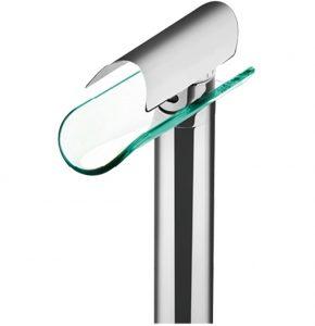Misturador Monocomando para Lavatório com Bica Alta 2877-E75