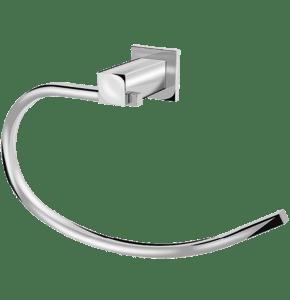 Toalheiro Argola 2050-e44 – Linha Kubica